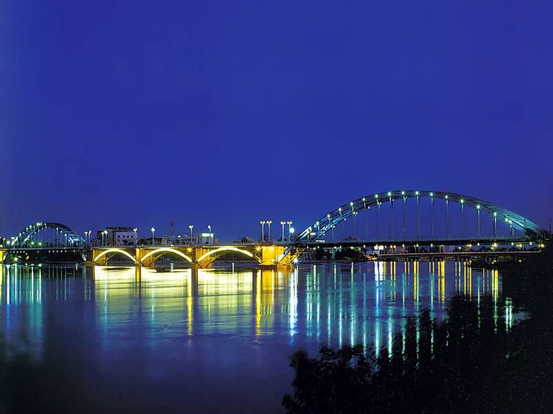 Ahvaz Bridge - Iran