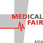 logo di Medical Fair Asia - Singapore