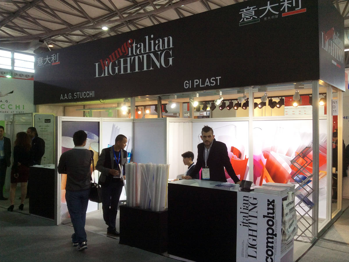 ITALIAN LIGHTING LOUNGE - C-star 2015